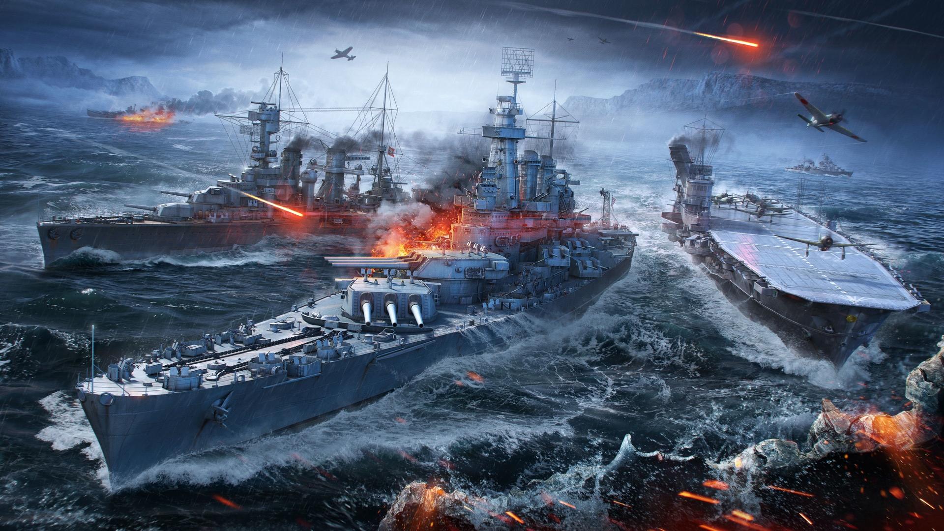 战舰世界 游戏壁纸壁纸