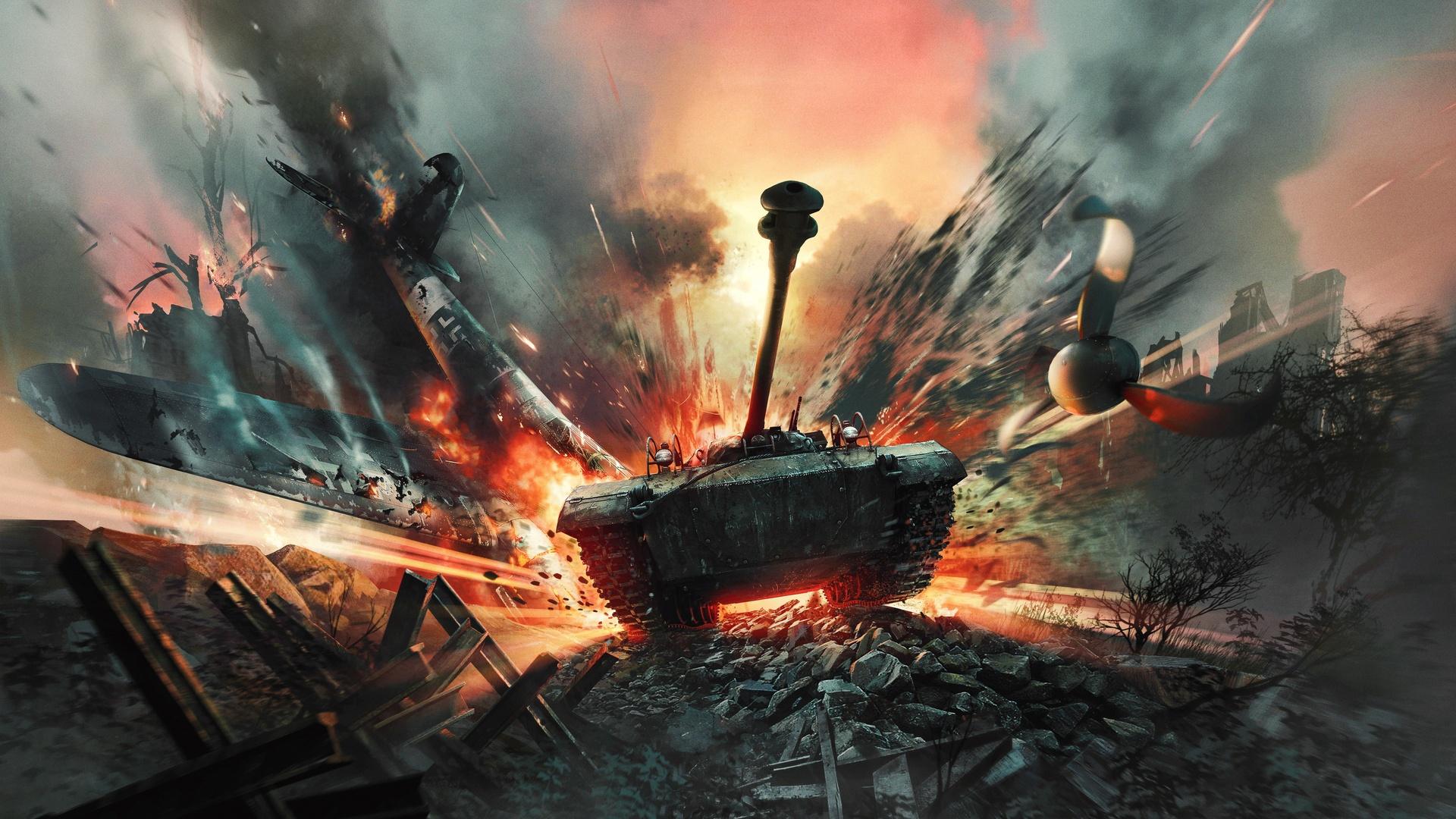 M18Hellcat 坦克歼击车 4K壁纸壁纸