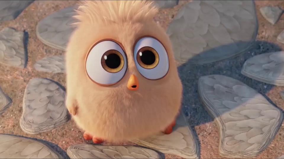 愤怒的小鸟吐舌头